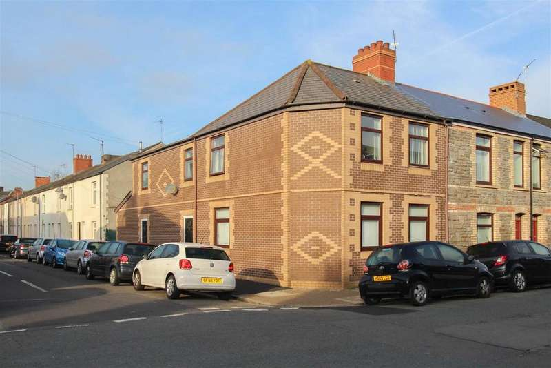 8 Bedrooms House for sale in Thesiger Street, Cardiff