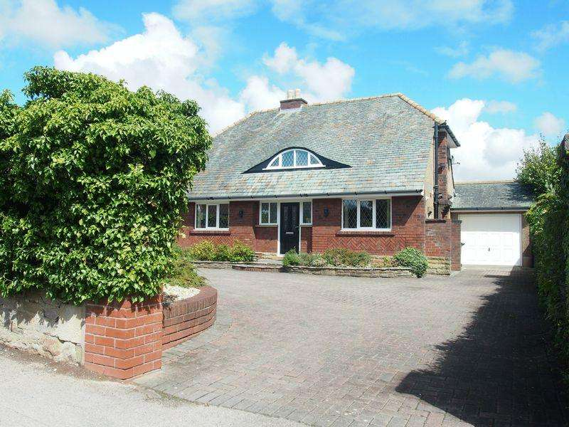 3 Bedrooms Detached Bungalow for sale in Torrisholme Road, Lancaster