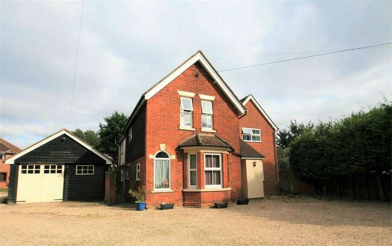 5 Bedrooms Detached House for sale in Notley Road, Braintree, Essex