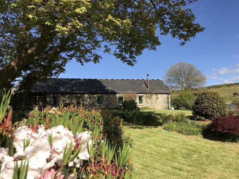 4 Bedrooms Barn Conversion Character Property for sale in Prospidnick, Helston