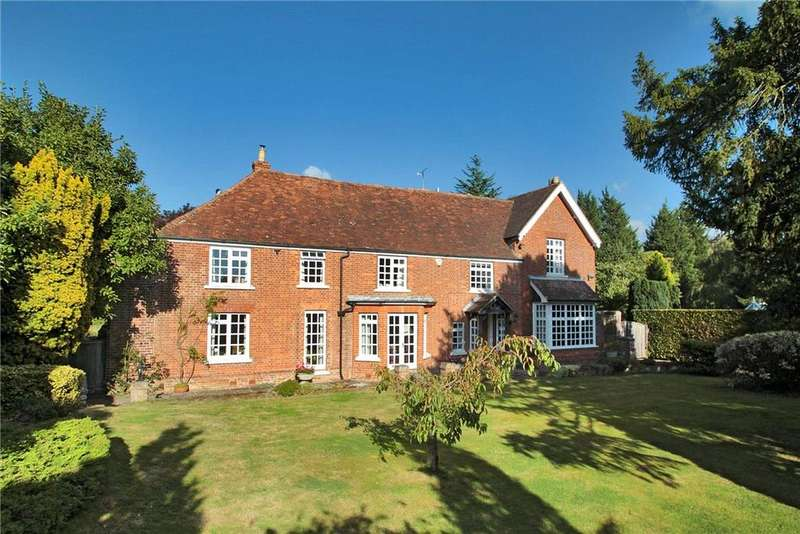 5 Bedrooms Detached House for sale in Redwall Lane, Hunton, Maidstone, Kent, ME15