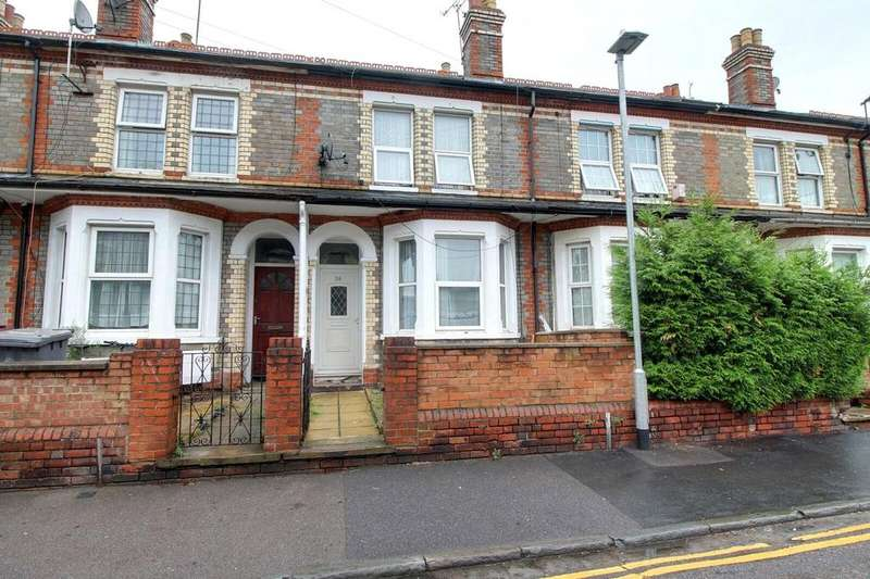 4 Bedrooms Terraced House for sale in Cholmeley Road, Reading, Berkshire, RG1