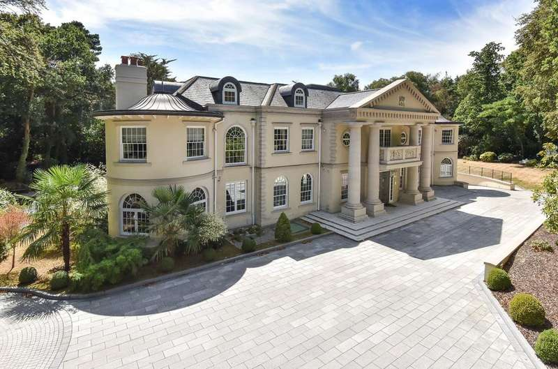 9 Bedrooms House for rent in Christchurch Road, Virginia Water, Surrey, GU25
