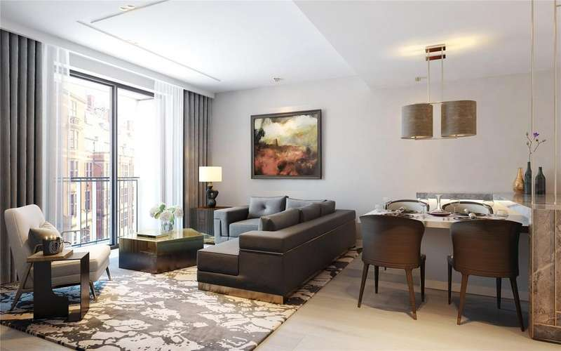 1 Bedroom Plot Commercial for sale in Carey Street, Covent Garden, WC2A