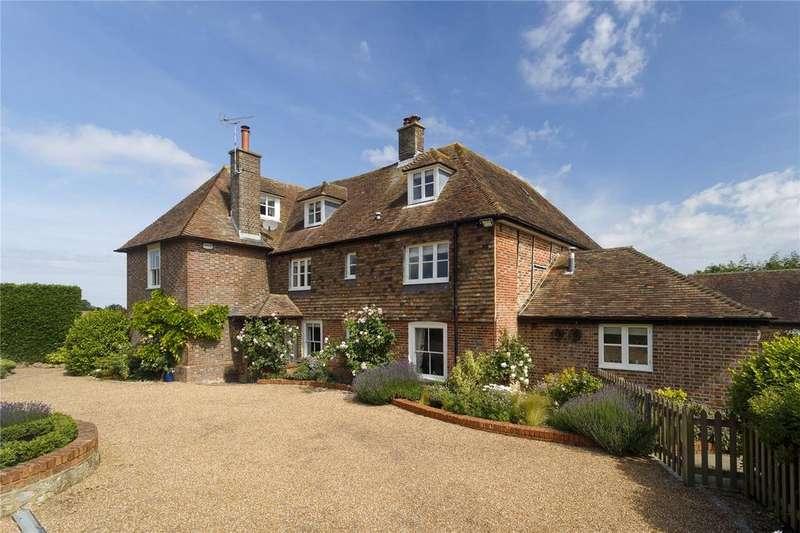6 Bedrooms Detached House for sale in Goldwell Lane, Aldington, Ashford, Kent