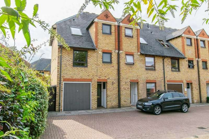 4 Bedrooms Town House for sale in Auckland Road, Cambridge