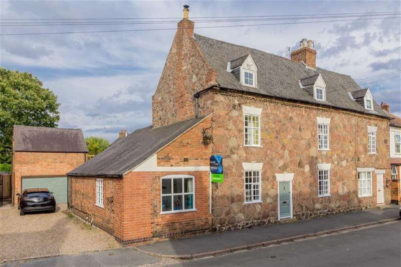 5 Bedrooms Semi Detached House for sale in Beveridge Street, Barrow Upon Soar, LE12