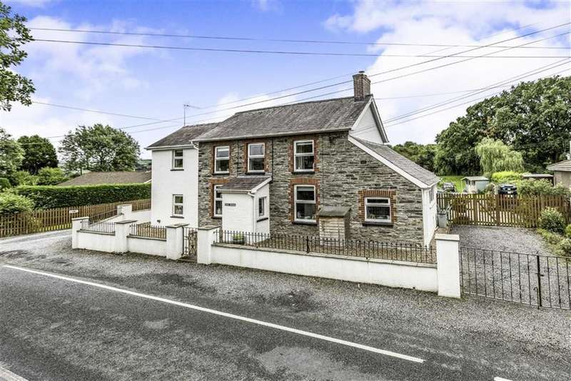 3 Bedrooms Property for sale in Cwm Cou, Newcastle Emlyn