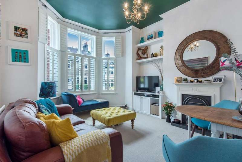 2 Bedrooms Flat for sale in Briston Grove, Crouch End
