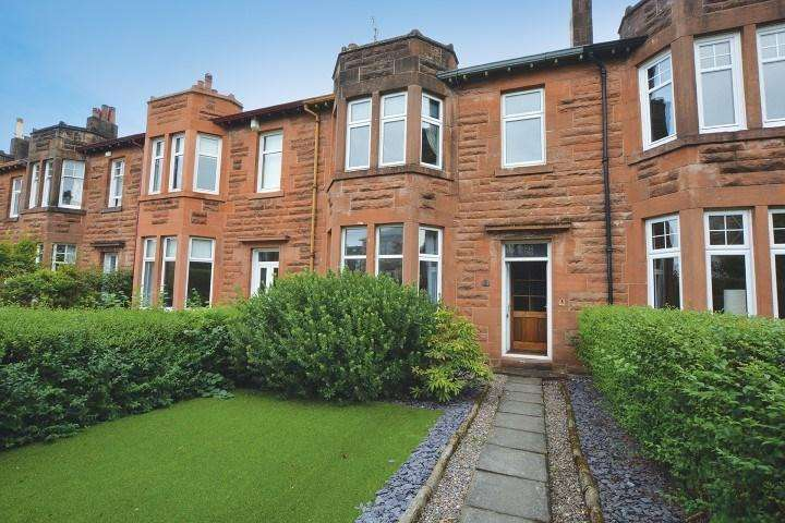 4 Bedrooms Terraced House for sale in Clarkston Road, Netherlee, Glasgow, G44