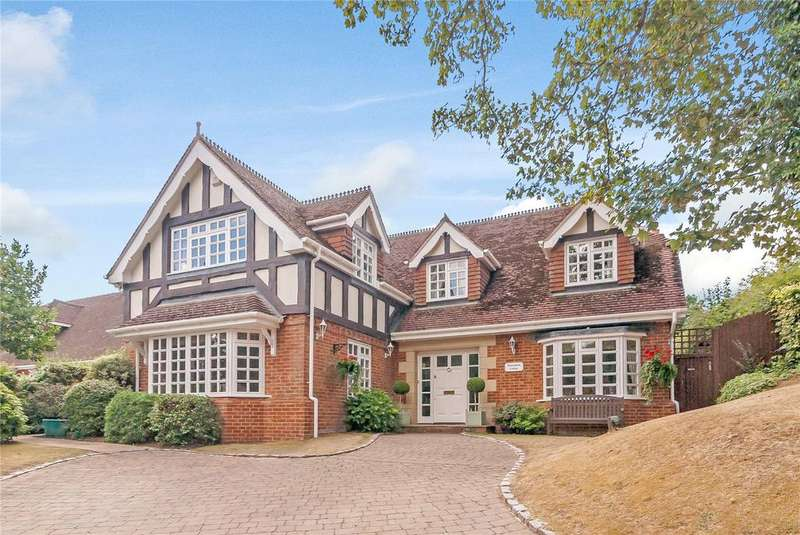 5 Bedrooms Detached House for sale in Watersplash Lane, Ascot, Berkshire