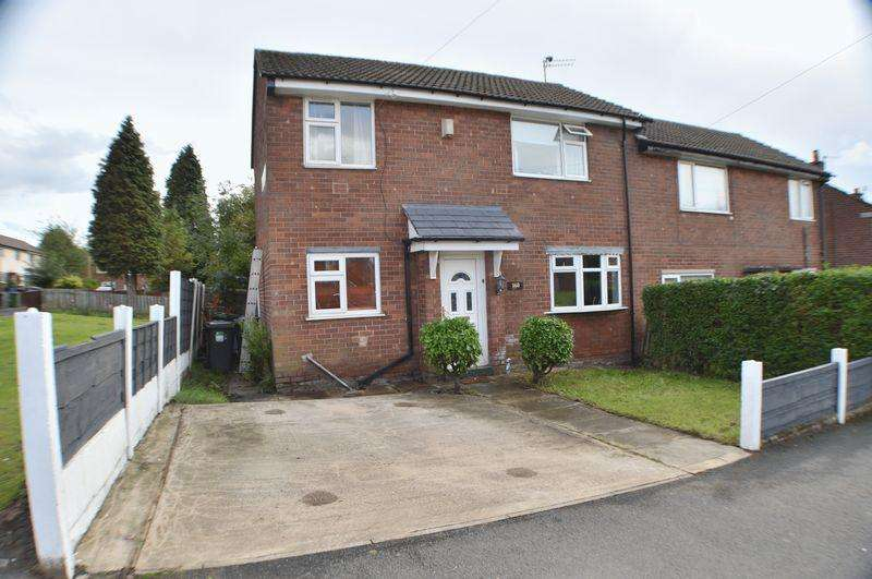 3 Bedrooms Semi Detached House for sale in Springs Lane, Stalybridge