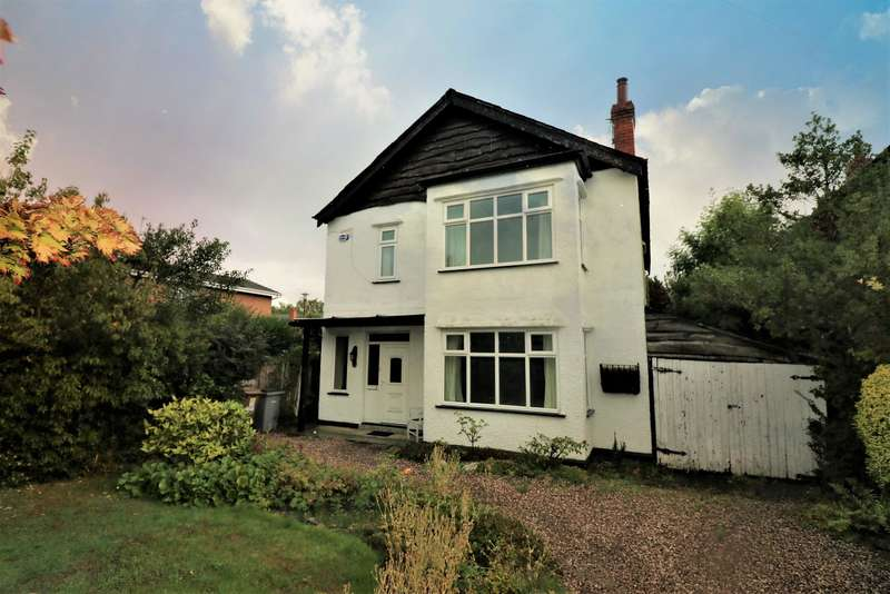 4 Bedrooms Detached House for sale in Upton Road, Moreton, CH46 0PE