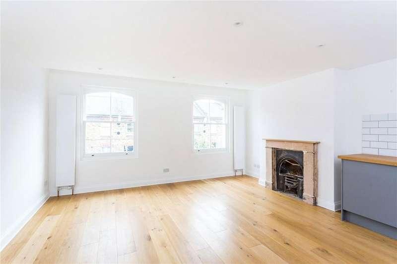 2 Bedrooms Maisonette Flat for sale in Crossley Street, London, N7