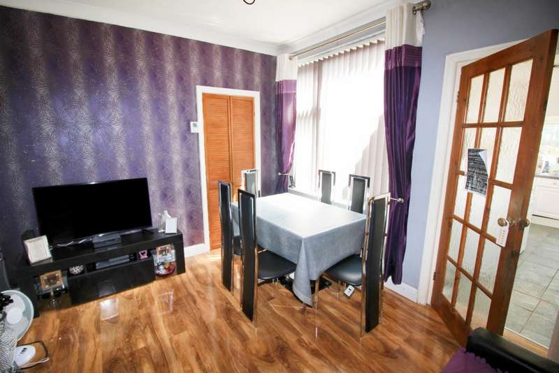 4 Bedrooms Terraced House for sale in St Saviours Road, North Evington, LE5