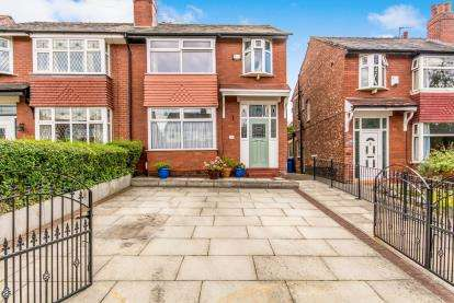 4 Bedrooms Semi Detached House for sale in St. Lesmo Road, Edgeley, Stockport, Cheshire