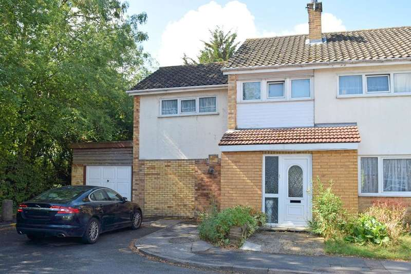 5 Bedrooms Semi Detached House for sale in Finchmoor, Harlow, Essex, CM18 6UB