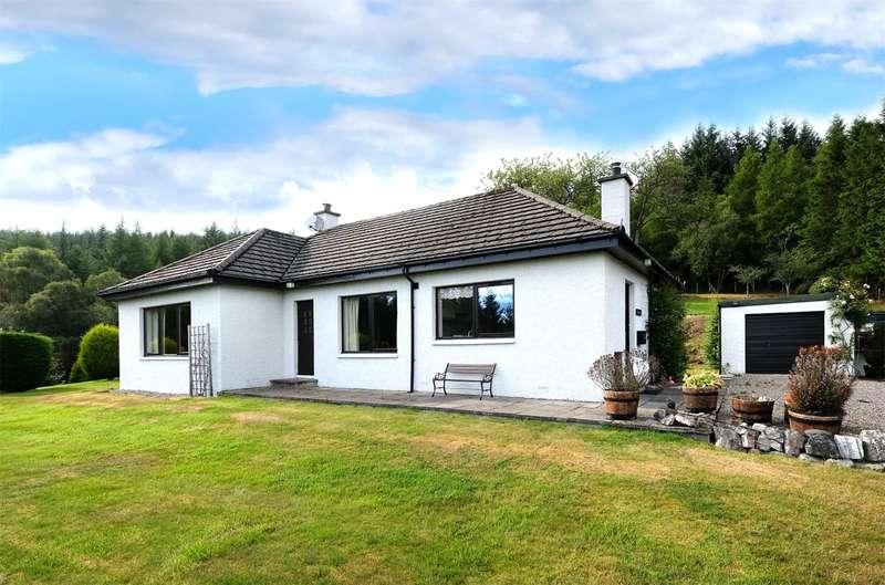 2 Bedrooms Detached House for sale in Balnagowan, Boharm, Craigellachie, Aberlour, Moray, AB38