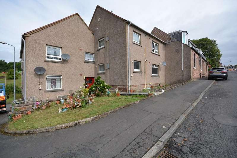 2 Bedrooms Flat for sale in High Street, Newmilns, KA16