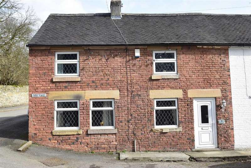 2 Bedrooms End Of Terrace House for sale in Wirksworth