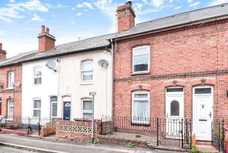 3 Bedrooms House for sale in Francis Street, Reading, RG1