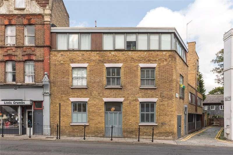 1 Bedroom Flat for sale in Balls Pond Road, Islington, London