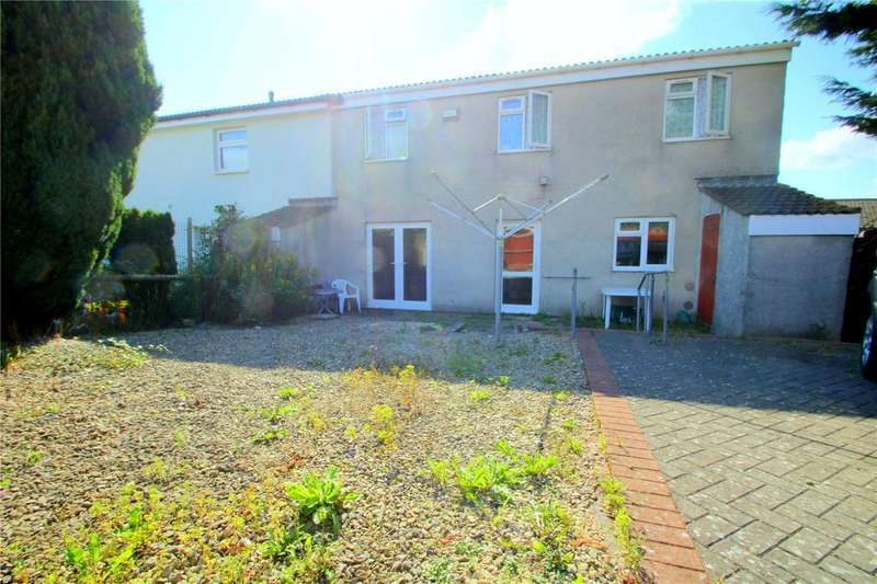 3 Bedrooms Semi Detached House for sale in Delius Grove, Knowle, BRISTOL, BS4
