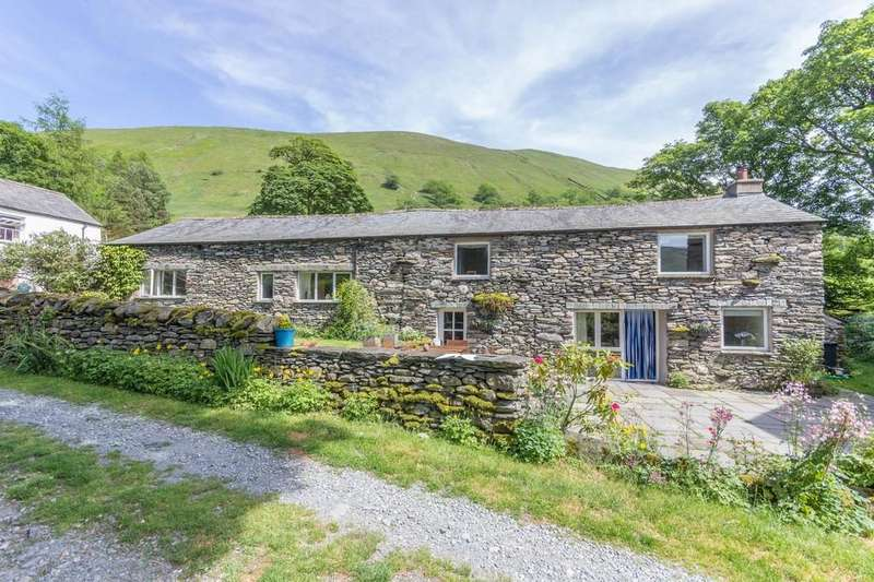 3 Bedrooms Barn Conversion Character Property for sale in Stockdale Cottage and Barn, Longsleddale, Nr Kendal