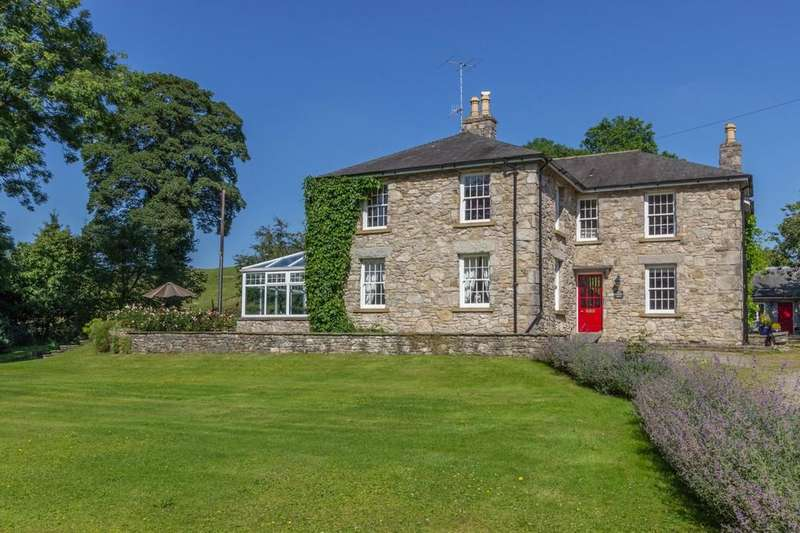4 Bedrooms Detached House for sale in High Riverside House, Sedgwick, Nr Kendal