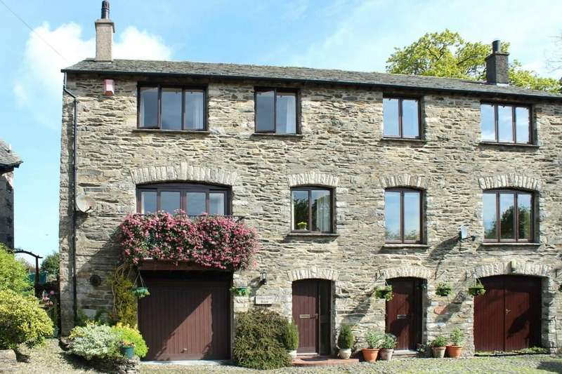 3 Bedrooms Barn Conversion Character Property for sale in 1 Holme Lyon Barn, Burneside