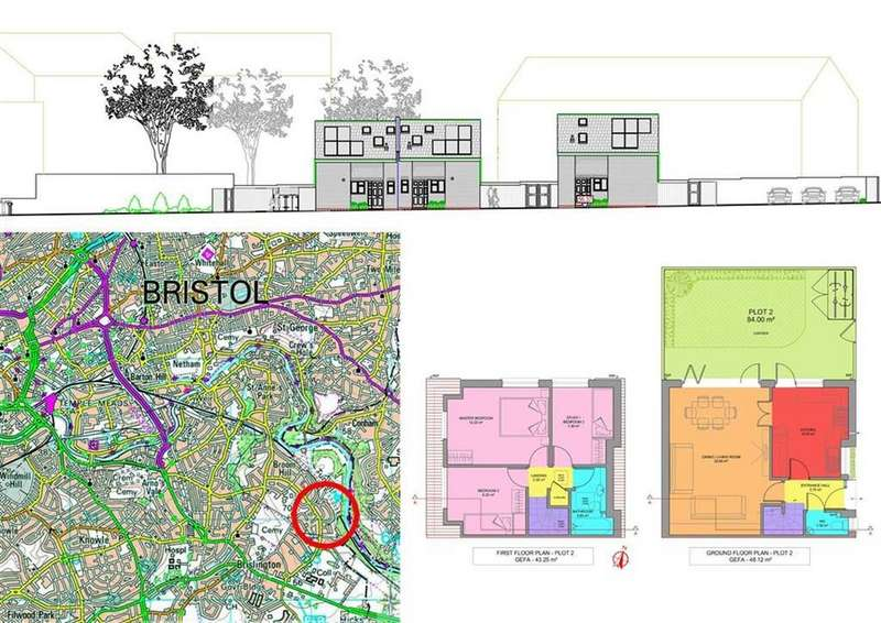 Land Commercial for sale in Capgrave Crescent, Brislington, Bristol