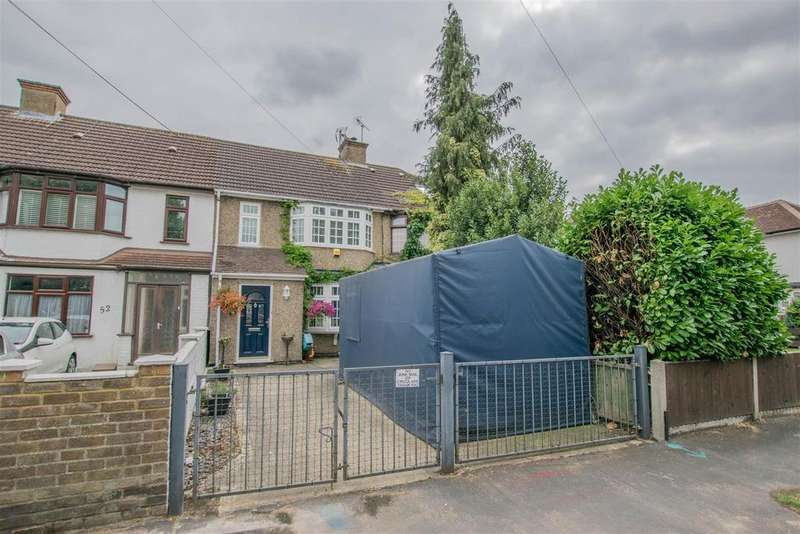 3 Bedrooms Terraced House for sale in Stortford Road, Hoddesdon