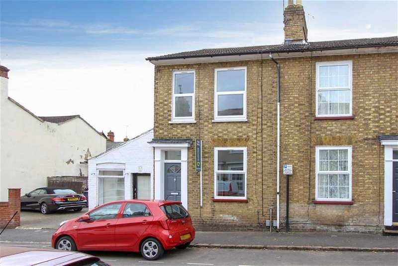 3 Bedrooms Terraced House for sale in New Road, Linslade