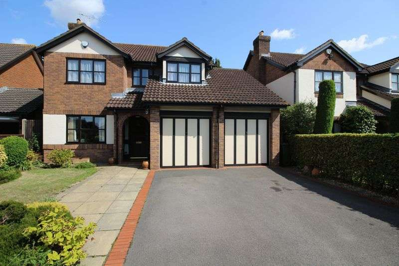 4 Bedrooms Property for sale in Richmond Green, Nailsea