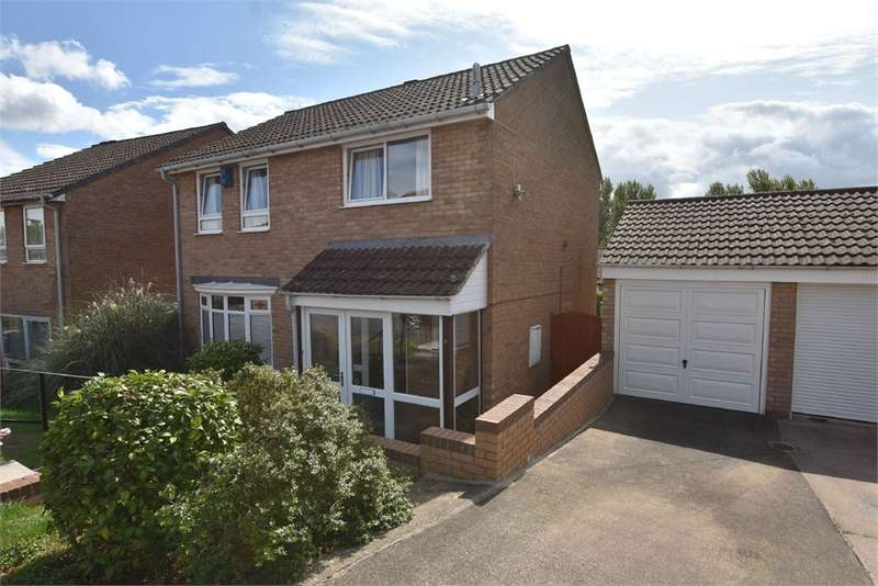 4 Bedrooms Detached House for sale in Lyvedon Way, Long Ashton, Bristol, North Somerset
