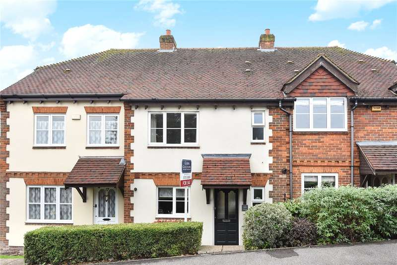 3 Bedrooms Terraced House for sale in Bakers Orchard, Wooburn Green, High Wycombe, Buckinghamshire, HP10