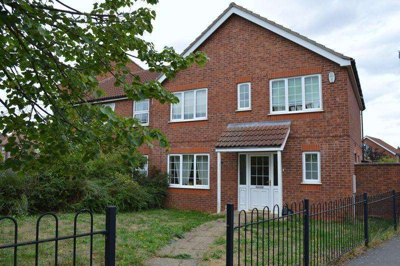4 Bedrooms Semi Detached House for sale in Blackfriars Walk, Lincoln