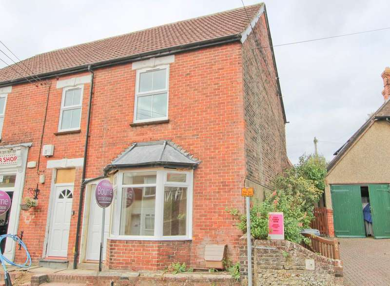 2 Bedrooms Semi Detached House for sale in Chapel Street, Petersfield