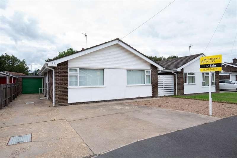 2 Bedrooms Detached Bungalow for sale in Sheriff Way, Boston, Lincolnshire