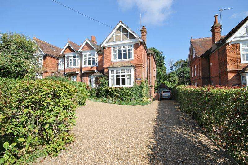 5 Bedrooms Semi Detached House for sale in Silverdale Road, Burgess Hill, West Sussex