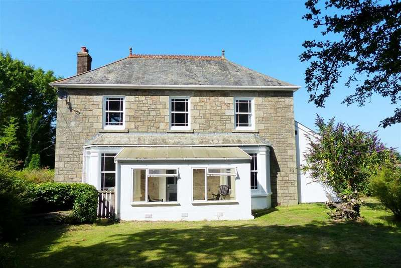 5 Bedrooms Detached House for sale in South Tehidy