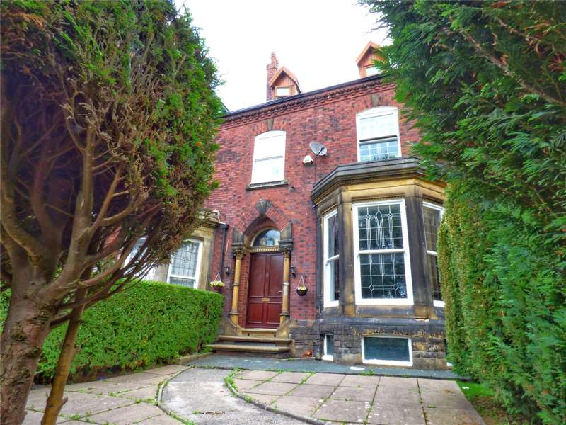 7 Bedrooms Terraced House for sale in Queens Road, Alexandra Park, Oldham, Greater Manchester, OL8
