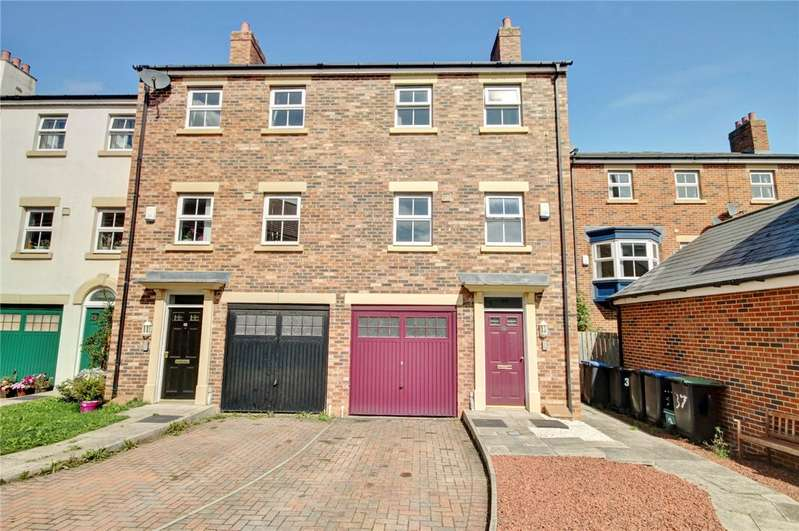 3 Bedrooms End Of Terrace House for sale in Kirkwood Drive, Nevilles Cross, Durham, DH1