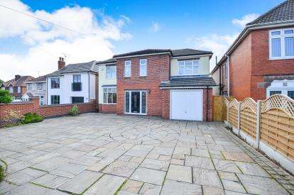 4 Bedrooms Detached House for sale in Sutton Road, Kirkby In Ashfield, Nottingham, Nottinghamshire