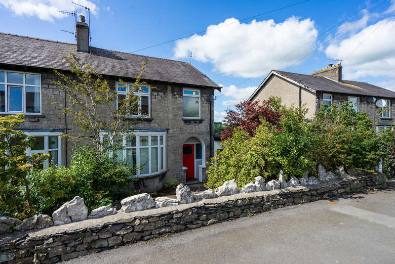 4 Bedrooms Semi Detached House for sale in 184 Burneside Road, Kendal, Cumbria LA9 6EB
