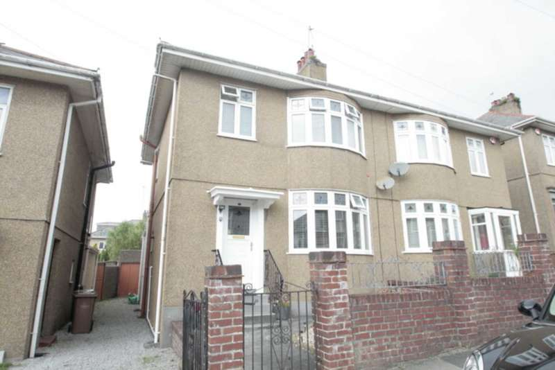 3 Bedrooms Semi Detached House for sale in Brancker Road, Plymouth