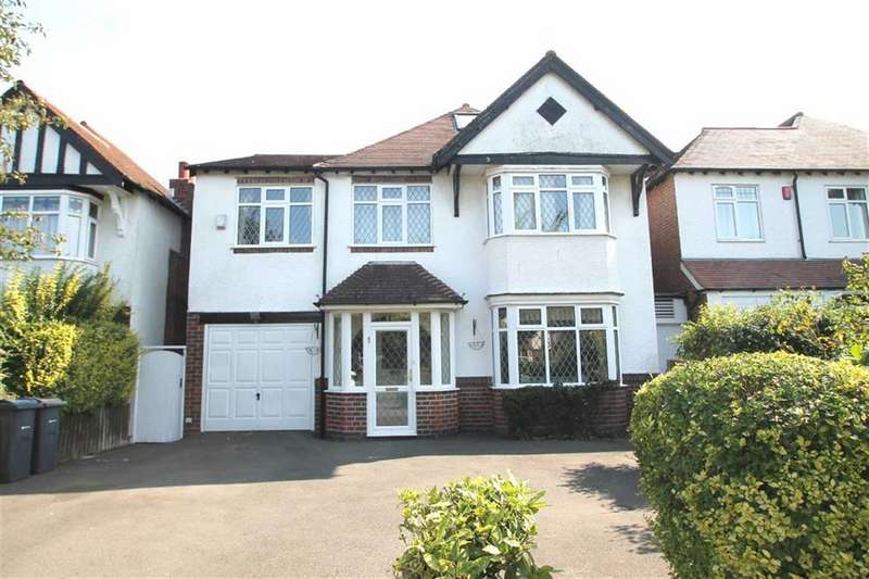 5 Bedrooms Detached House for sale in Kelmscott Road, Harborne