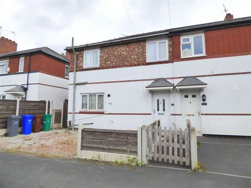 3 Bedrooms End Of Terrace House for sale in Doncaster Avenue, Withington, Manchetsre, M20