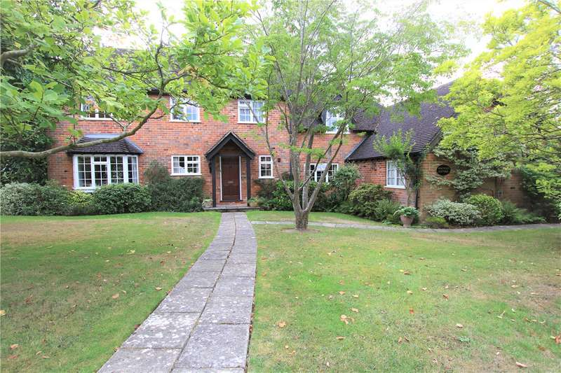 4 Bedrooms Detached House for sale in The Old Orchard, Calcot, Reading, Berkshire, RG31