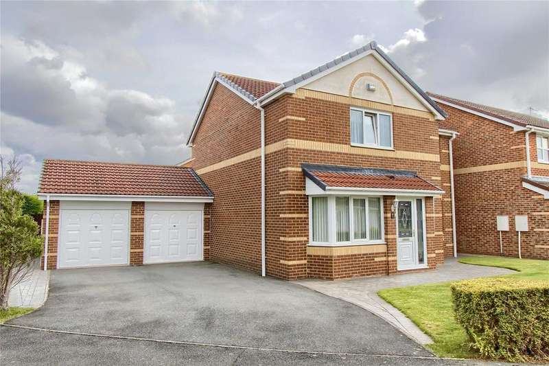 4 Bedrooms Detached House for sale in Whernside Crescent, Ingleby Barwick